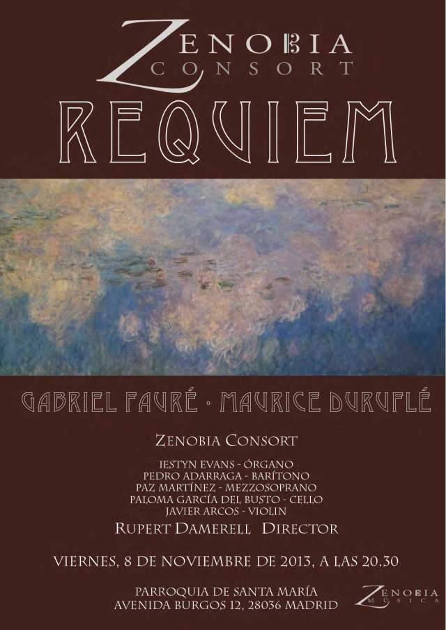 Los Requiems Franceses