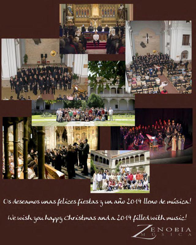 Felices Fiestas 2013!