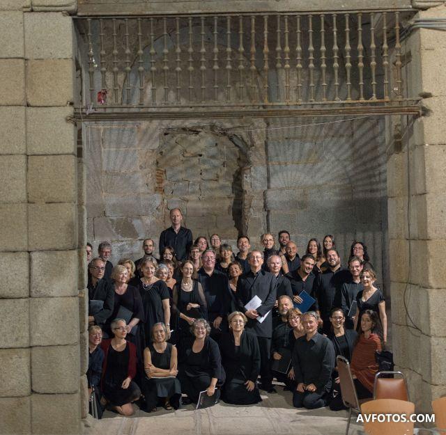 capilla convento tras concierto